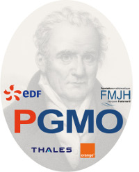PGMO lecture of Thomas Pock:  Vision, Optimization and Learning